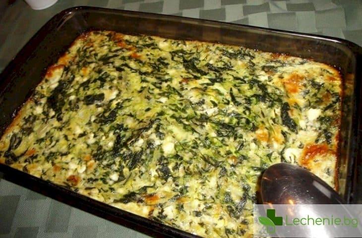 Най-добрите летни рецепти за ястия със спанак