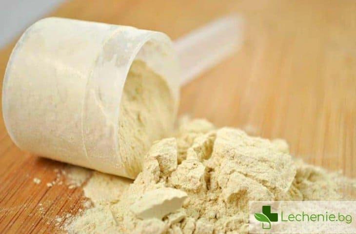 6 ползи от суроватъчния протеин