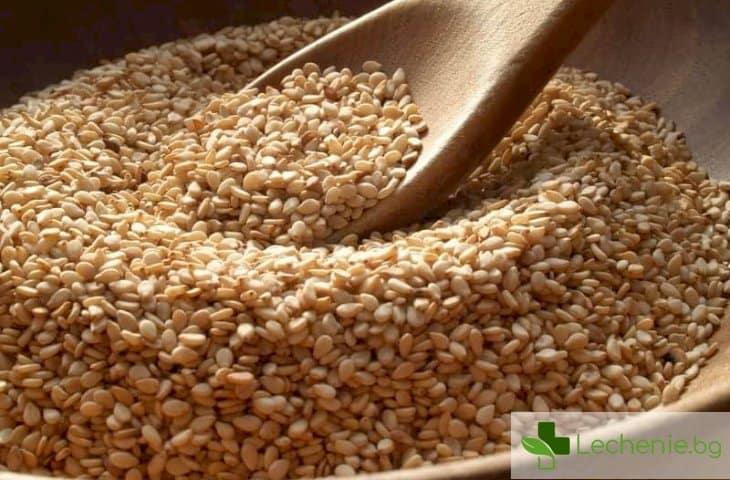 7 невероятни ползи за здравето от сусамовото семе