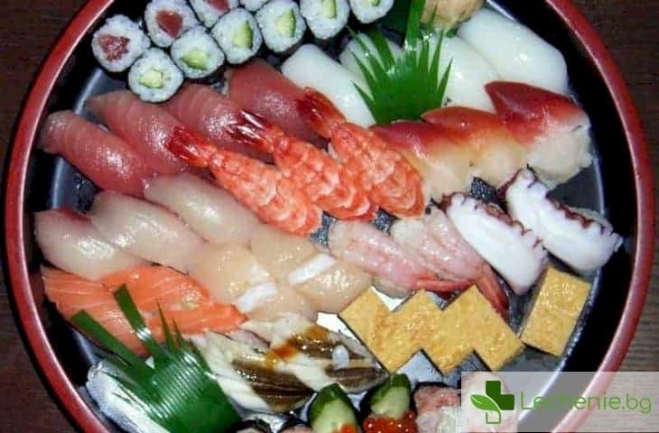 7 причини защо да ядете суши