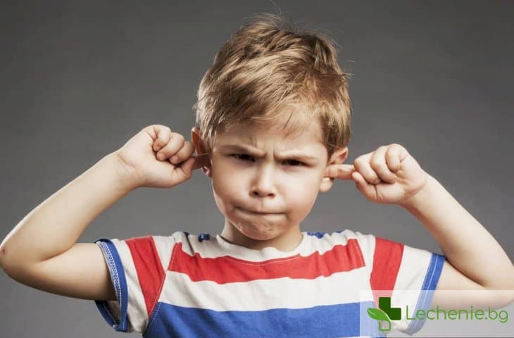 Тапи ушна кал при деца - причини