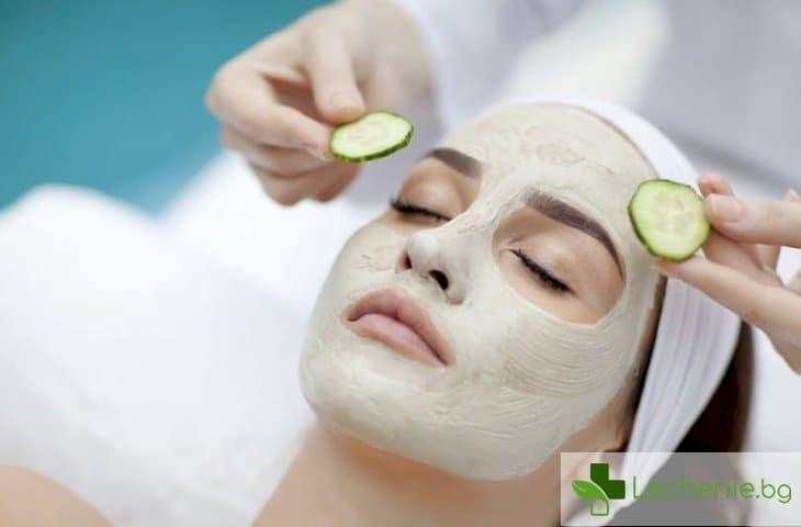 Натуралните средства помагат за ефективно овлажняване на кожата