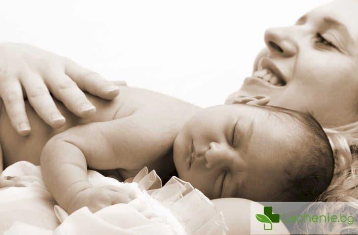 Топ 5 опасни фрази към млади майки