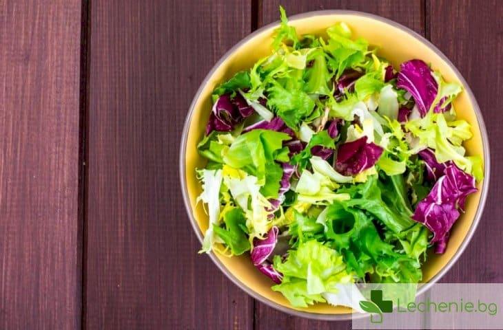 Пролетни храни - полезни за фигурата