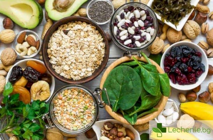Топ храни, богати на антиоксиданти