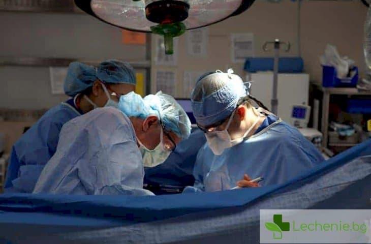 Първа трансплантация на сърце, което не бие, направиха в UK