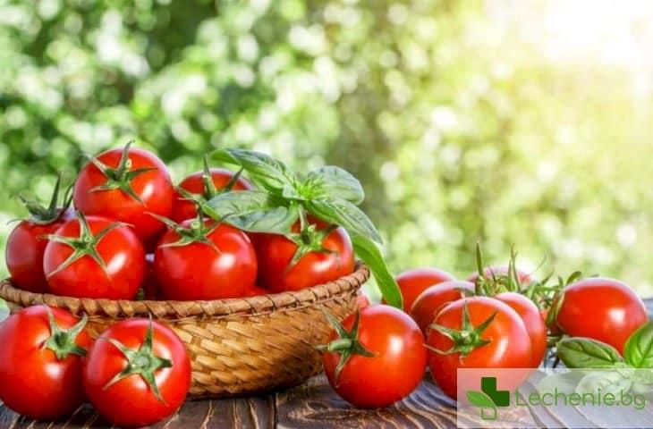 Топ 11 причини да ядем всеки ден домати