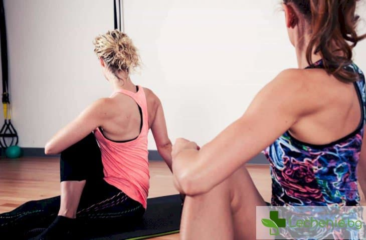 Упражнения при сколиоза