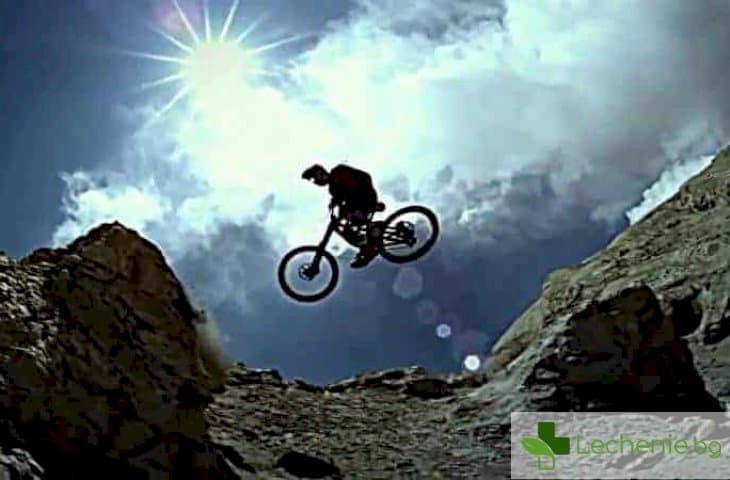 7 здравословни ползи от карането на колело