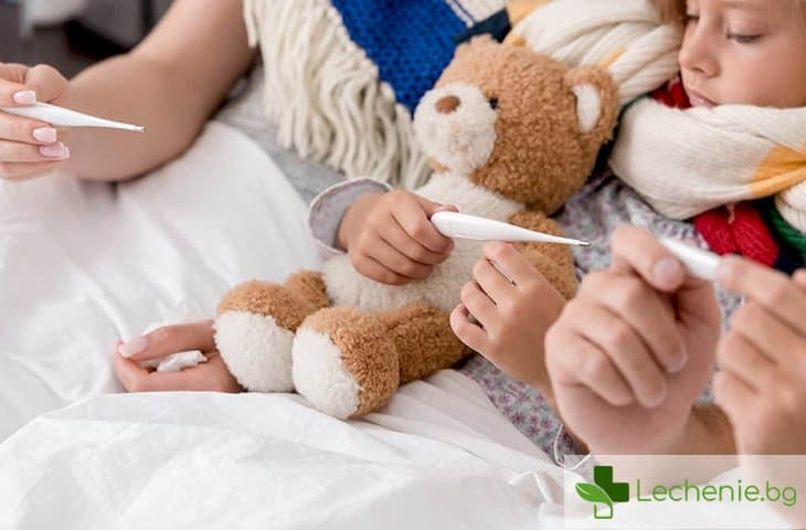 Как може и как НЕ да се сваля висока телесна температура