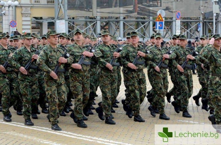 Поделение под карантина, военен е с COVID-19