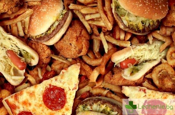 Здравословни начини да отслабнете като ограничите вредните продукти