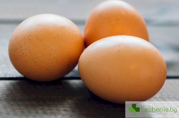 Яйцата помагат за предотвратяване на ослеповяване на стари години