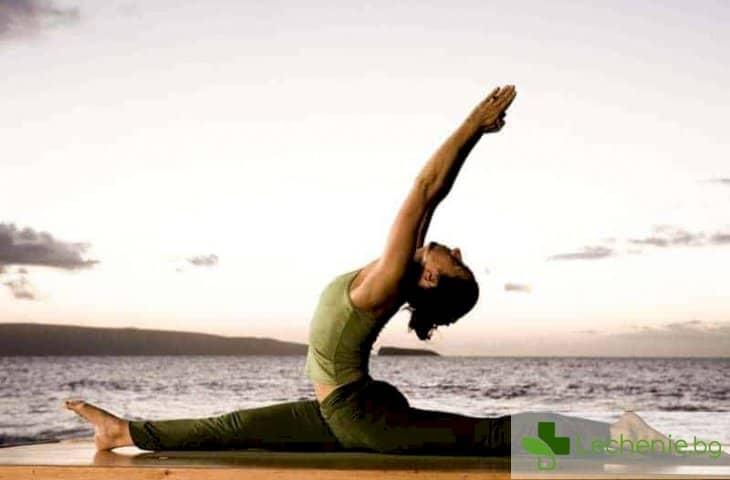 Практикувайте лесни техники от йога, за да спите по-спокойно