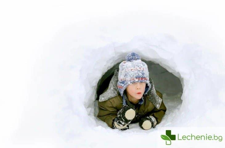 5 зимни забавления, които могат да са много опасни за децата