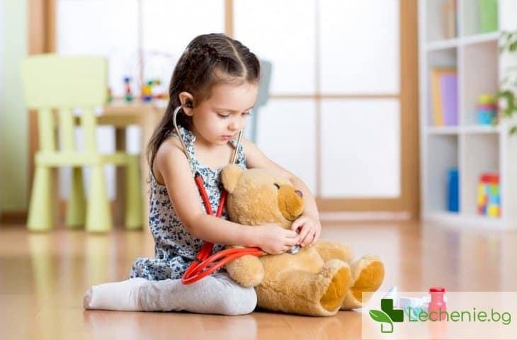 Какво кара децата да симулират, че са болни