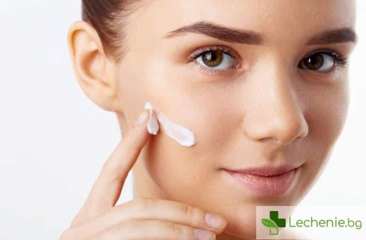 Грешки при използване на крем за лице