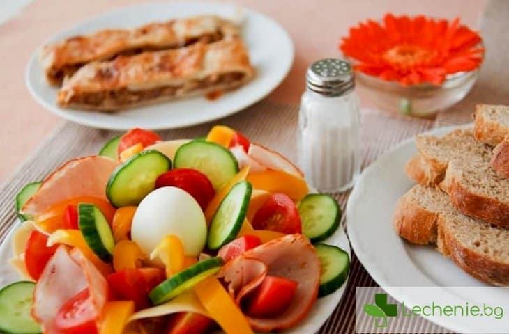 Кои са най-вредните хранителни навици