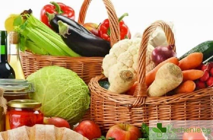 Здравословно хранене с напредването на възрастта