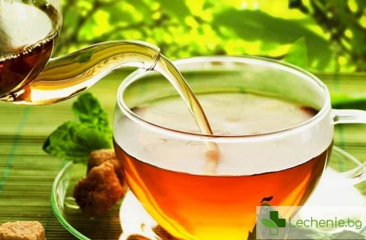 Здраве от изтока - зелен чай!