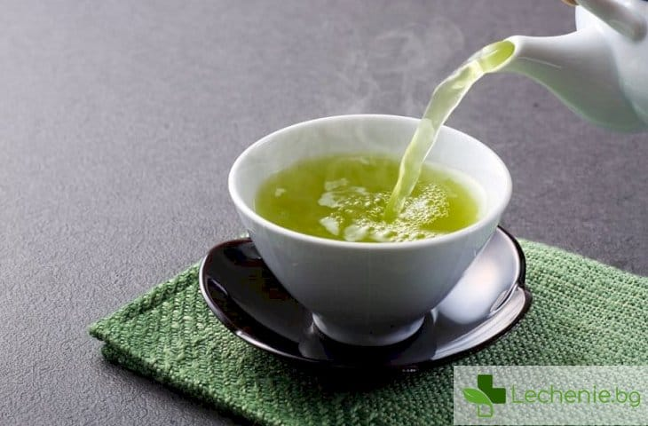 Зелен чай в борбата със затлъстяване - как трябва да се пие