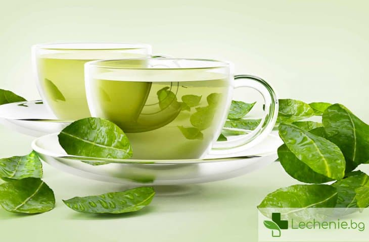 Зелен чай по 3 пъти в седмицата гаранция за дълголетие