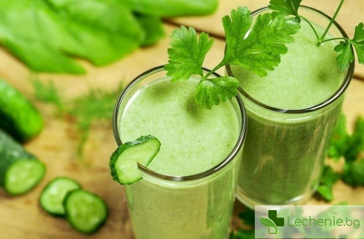 5 причини да пиете зелено смути за закуска