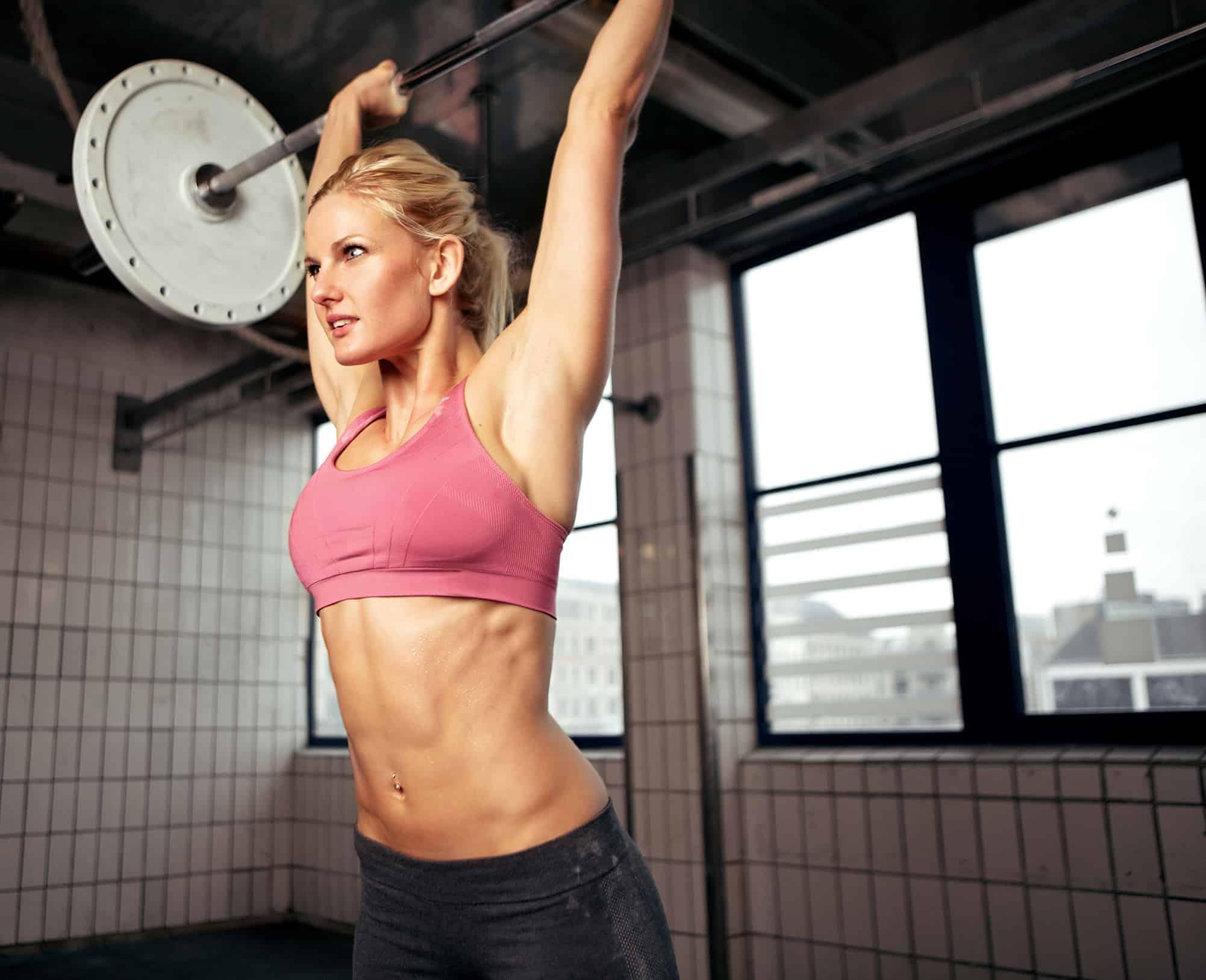 Диета и силови тренировки
