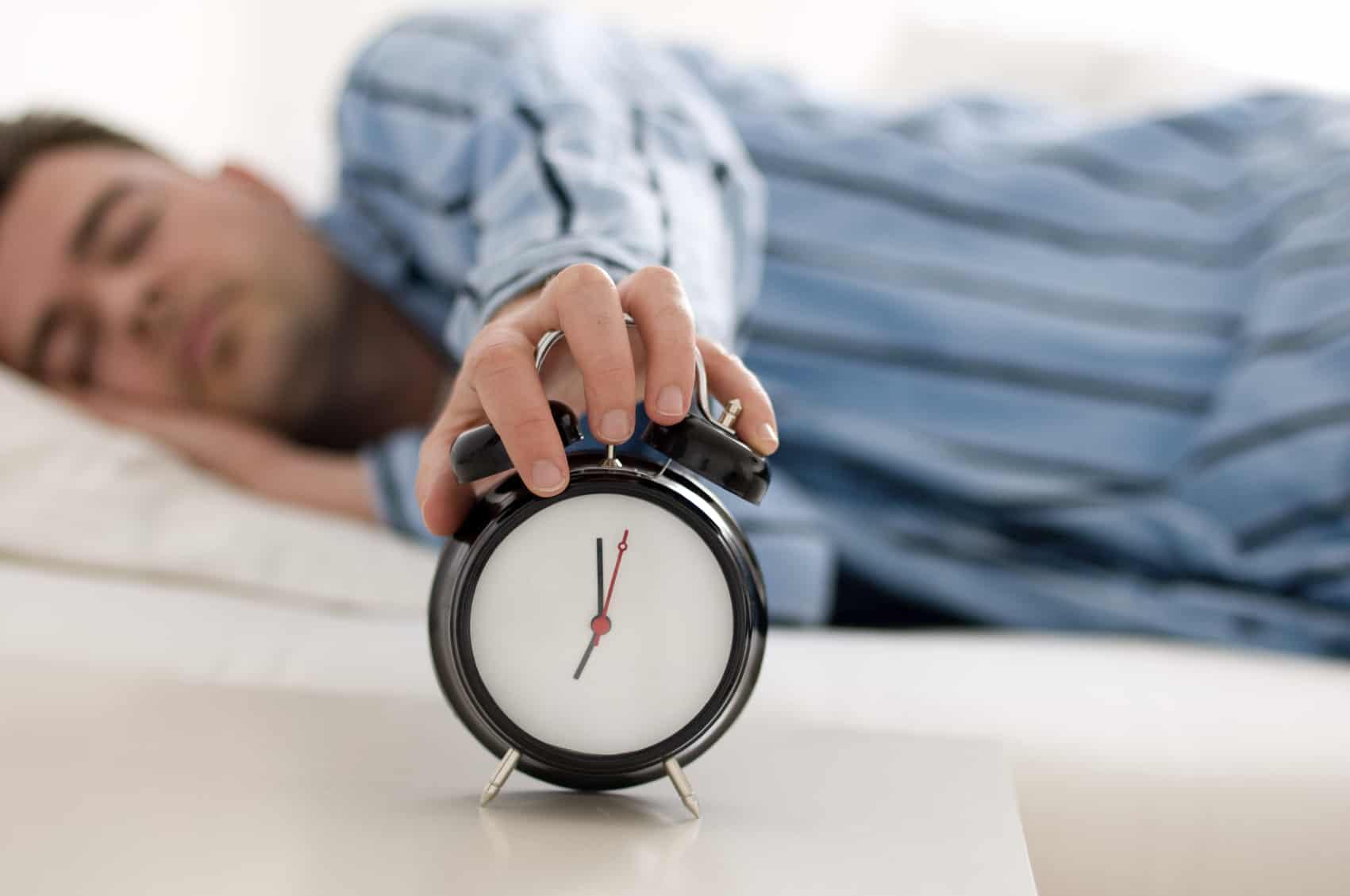 Оптимално време за сън