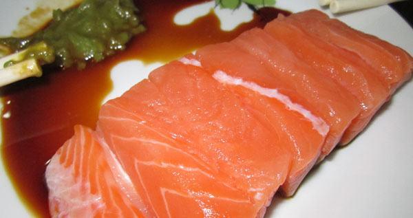 Риба срещу коремни мазнини